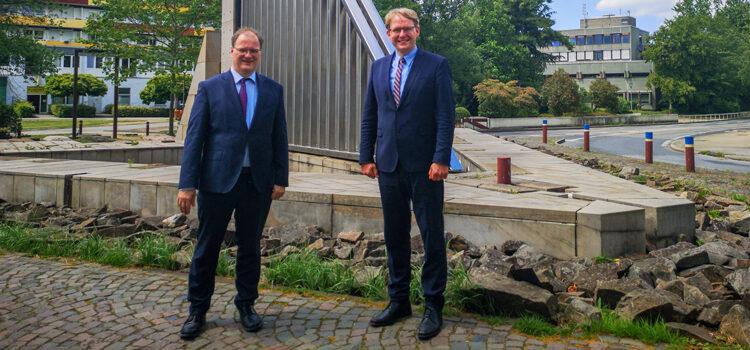 Für Sicherheit und Ordnung: Neue Stadtwache in Gevelsberg