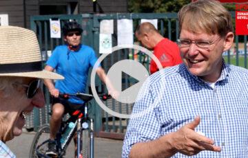 Wahlkampfendspurt: Am 13.09. Claus Jacobi und die SPD wählen!